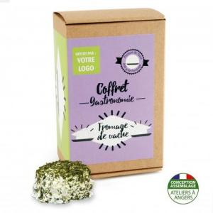 Coffret gastronomie Fromage au lait de vache version kraft
