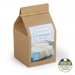 Mini-coffret gastronomie Fromage de lait de vache version kraft
